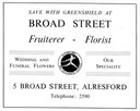 BROAD STREET FRUITERER