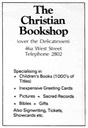CHRISTIAN BOOKSHOP