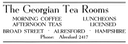 GEORGIAN TEA ROOMS [2]