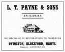 L. T. PAYNE & Sons - Builders