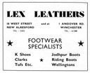 LEX LEATHERS [1] - Footware