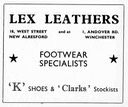 LEX LEATHERS [2] - Footware