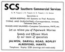 SCS - Commercial Services