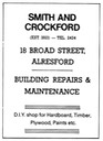 SMITH & CROCKFORD - Building & DIY
