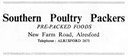 SOUTHERN POULTRY PACKERS